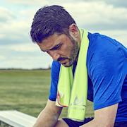 David Villa for Mission Athletic wear