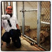 Shooting with DBF Productions at Columbus Zoo