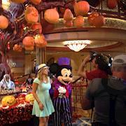 Disney Media tour