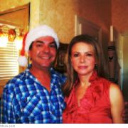 Faith Ford and me, Kalb tv's Christmas special, 2010