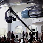 Vantage Point Pictures, Jib Camera Crane, Behind the Scenes