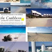 Caribbean Film and Photo Production Locations Mood Boards