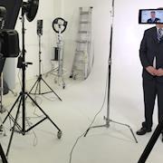 Video Studio Shoot Lawyer