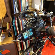 How much gear can you put on a C100?