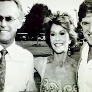 Rhonda styled Peter Fonda, Jane Fonda & Robert Redford @ Barefoot in the Park event