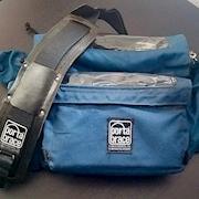 Portabrace AR-PD6 Audio Recorder Case (Blue)