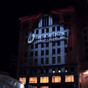 Still from Cleveland Horseshoe Casino Projection Mapping Project