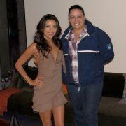 MTA Choreographer Liz Imperio with Eve Longoria