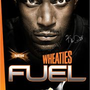 Kevin Garnett for Wheaties cereal box and energy bars.  Makeup and grooming by Candace Corey.