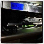 "EVGA GTX690 AKA ""The Beast"""
