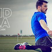 David Villa for Mission