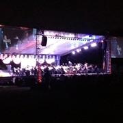 Tanglewood 2013 with the Linn University Orchestra - Boca Raton, FL
