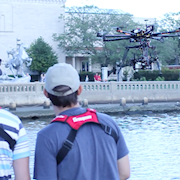 Custom Build Octo Drone Videography