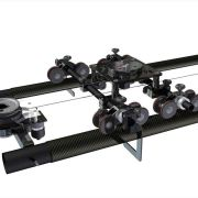 Carbon XL motorized time lapse system, 20 foot travel