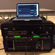 Audition Recording Set Up