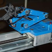 """""""Remote Manipulator Arm"""" from the TV series SMALLVILLE."""
