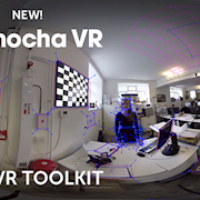Mocha VR Revolutionizes Post-Production Workflows for Cinematic 360°/VR Filmmaking