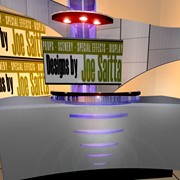 Scenery and Props Design and Construction, Graphics, Renderings, Construction Drawings.