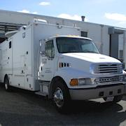 2008 Sterling 32' Ku-Band Uplink Production Truck