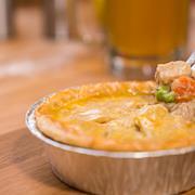 Vegan Chick'n Pot Pie