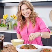 Rhonda styled Ingrid Hoffmann, celebrity chef, for Coca-Cola videos