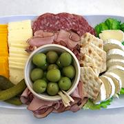 Mini Meat & Cheese Tray