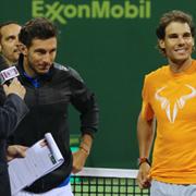 Andy Taylor. Juan Monaco. Rafael Nadal.
