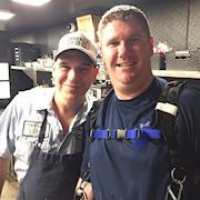 Iron Chef Michael Symon / ABC's The CHEW