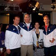 Rhonda styled Olympians