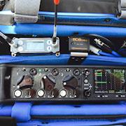 Using the Sound Devices 663 for CNBC