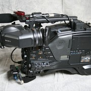 """Sony PDW-F800 XDCAM HD422 2/3"""" 3CCD Camcorder w/Color VF"""