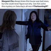 """Margaret Cho for """"The Haunting Of"""" on A&E"""