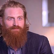 Game of Thrones - Kristofer Hivju with AXS TV