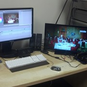 A look at our post production facility
