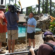 "Producing ""Amazing Water Homes"" for HGTV"