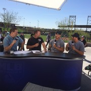 Vanguard Media & Entertainment - MLB Intentional Talk show - 2016 Spring Training