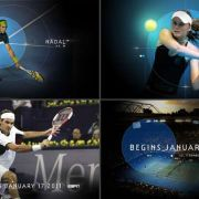 Promo Package for ESPN Tennis