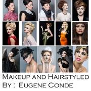 Los Angeles-Makeup Artist  www.eugeneconde.com