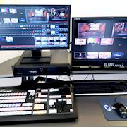 TriCaster 460 Advanced Edition with Control Surface, Virtual Set Editor, NDI