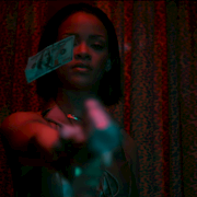 "Prop money in Rihannas ""Needed Me"" music video"