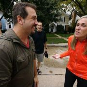 In Chicago with Joey Fatone