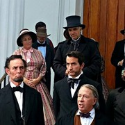 Lincoln's Last Day - Smithsonian Channel (2015) - Head MUA/Hair (Hair Extensions & Beard Laying)