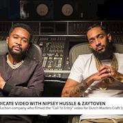 Nipsey Hustle and Zaytoven