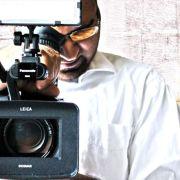 Me filming.