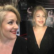 Lucinda Bruce 300 Days film Premiere (Hair and Makeup)