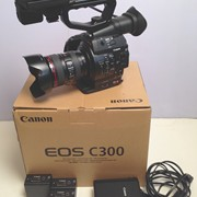 Canon C300 and 24-105mm F4 Lens