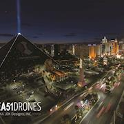 Drone at Luxor