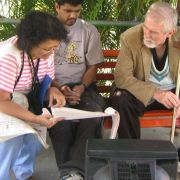 Directing Tom Alter