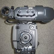 "Works with any 2/3"" lens or Fuji or Nikon lens extra $"