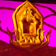 "Jupiter Maltz Theatre ""The King and I"" 3d carvings production elements"